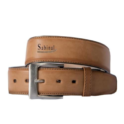 Cinturón casual Sabinal Liso 40 mm