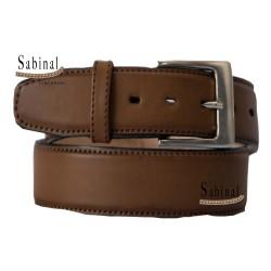Cinturón casual Sabonal Liso 40 mm