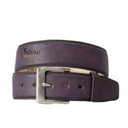 Cinturón casual western 40 mm