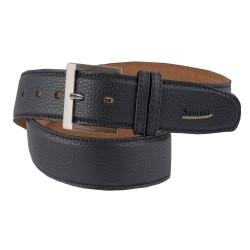 Cinturón  casual Sabinal floater hebilla cosida 40 mm